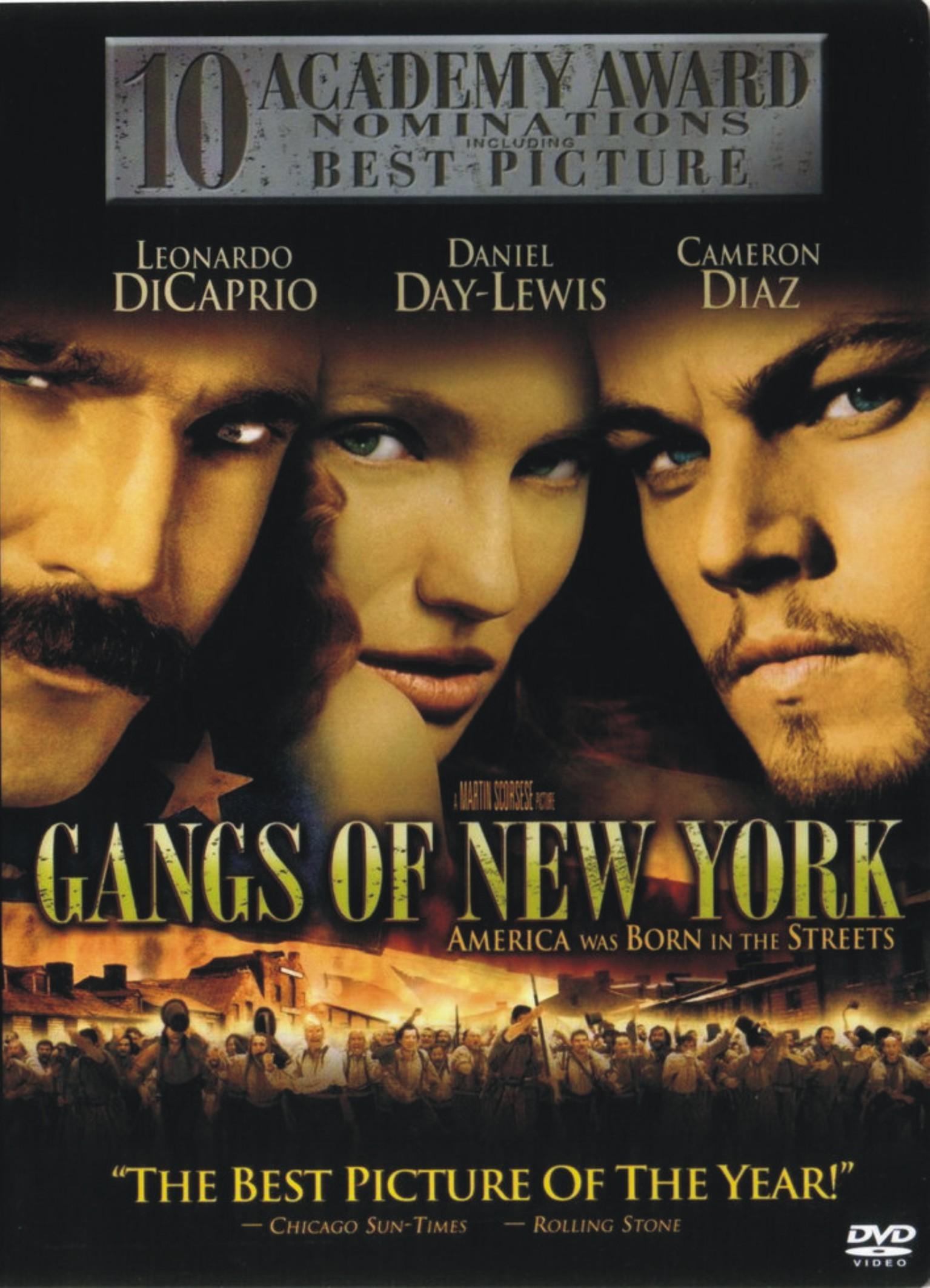 دارو دسته نيويوركي (لئوناردو دي كاپريو)