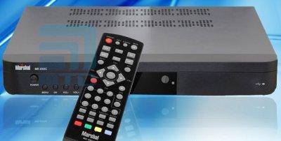 گیرنده دیجیتال تلویزیون مارشال مدل ME-885C