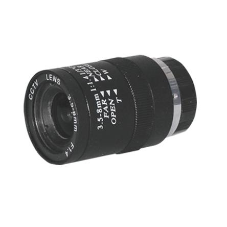Manual IRIS 3.5-8 mm