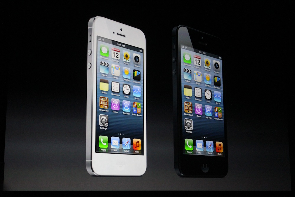 گوشی طرح اصلی iphone 5