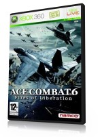 Ace Combat 6 Fires of Liberation XBOX