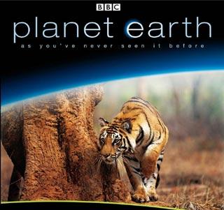 مستند سیاره زمین BBC Planet Earth