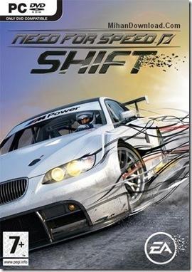 بازی need for speed shift