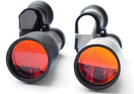 دوربین دید در شب و تلسکوپ جیبی قوی (دو  محصول در یک سبد)