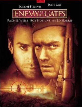 دشمن پشت دروازه ها (جو لاو)