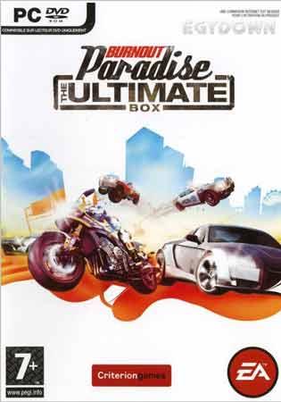 Burnout Paradise: The Ultimate Box - بهشت رانندگان