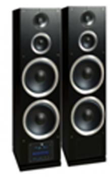 اسپیکر دو تکه بلند DJ-1030 محصول DJ
