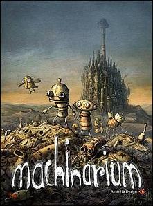 بازی ماشیناریوم - Machinarium