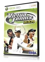 Virtua Tennis 2009 XBOX