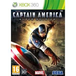 Captain America Super Soldier XBOX