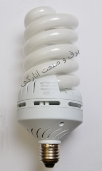 لامپ کم مصرف تمام پیچ نور صرام پویا