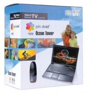 کارت تلویزیونی TV Card - پین اوید Pin Avid Ocean Tower از کامپیوتر ابی خوانسار