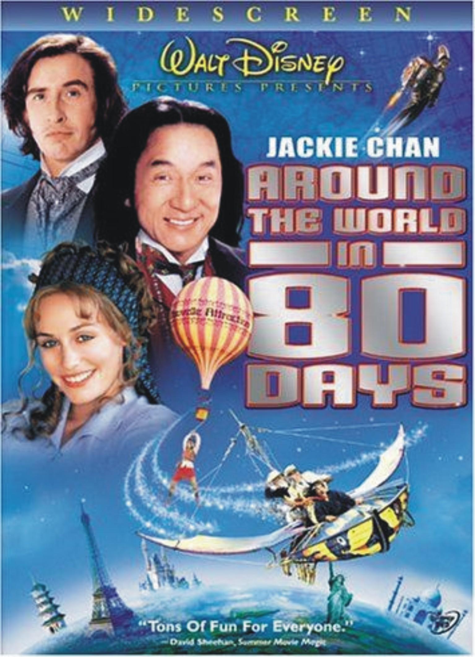 ۸۰ روز دور دنیا (جکی جان)