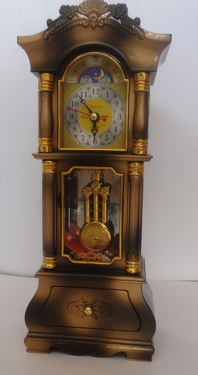 ساعت رومیزی پاندولی
