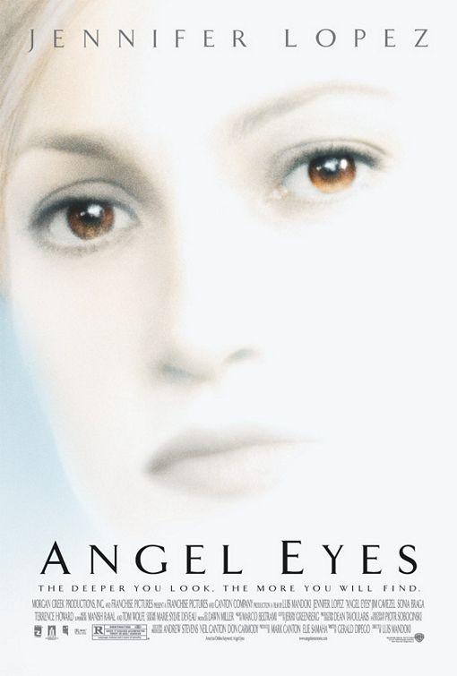 چشمان فرشته (جنيفر لوپز)
