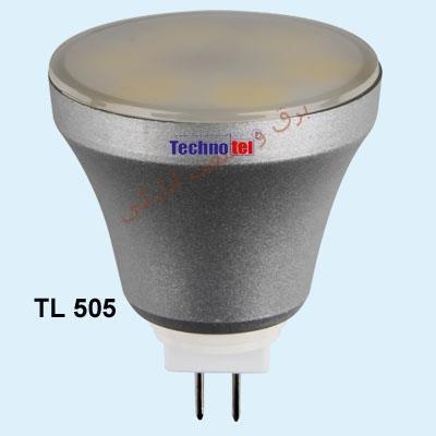 لامپ LED سری TL 505 (هالوژن سوزنی 5w)