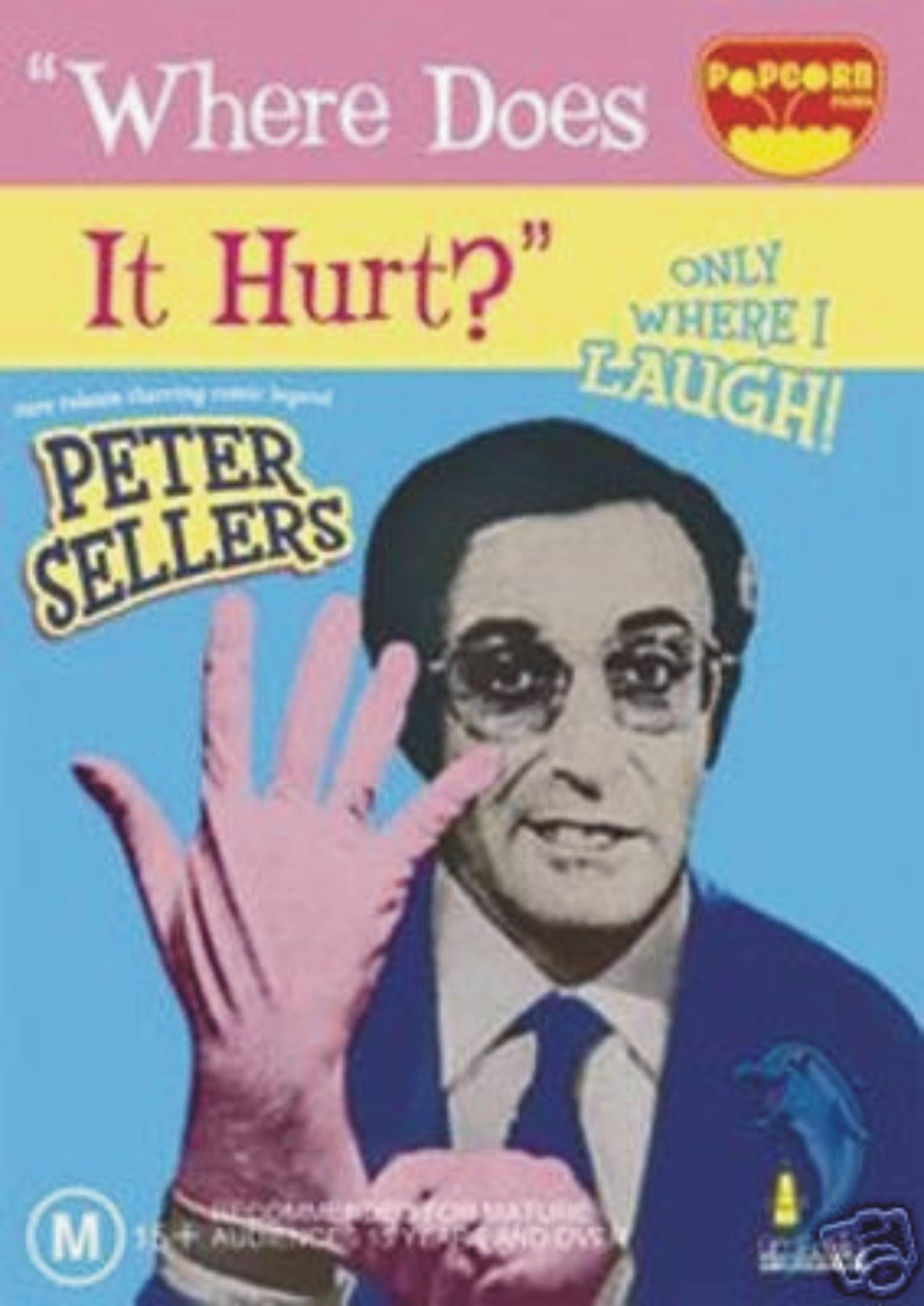 كجات درد ميكنه (پيتر سلرز)