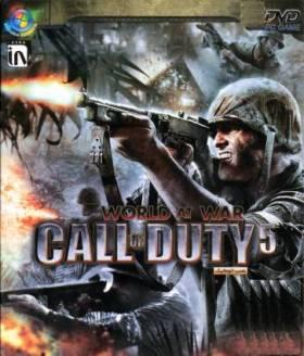 1/192- بازی ندای وظیفه 5: جهان در جنگ - Call of duty 5: world at war