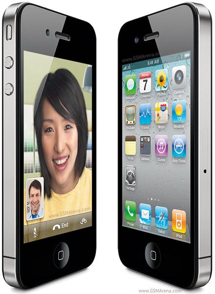 گوشی طرح اصلی Apple iphone 4 با اندروید ۴