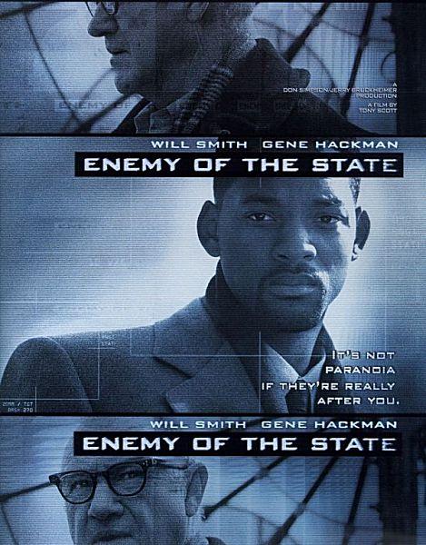 دشمن ملت (ويل اسميت و جین هاگمن)