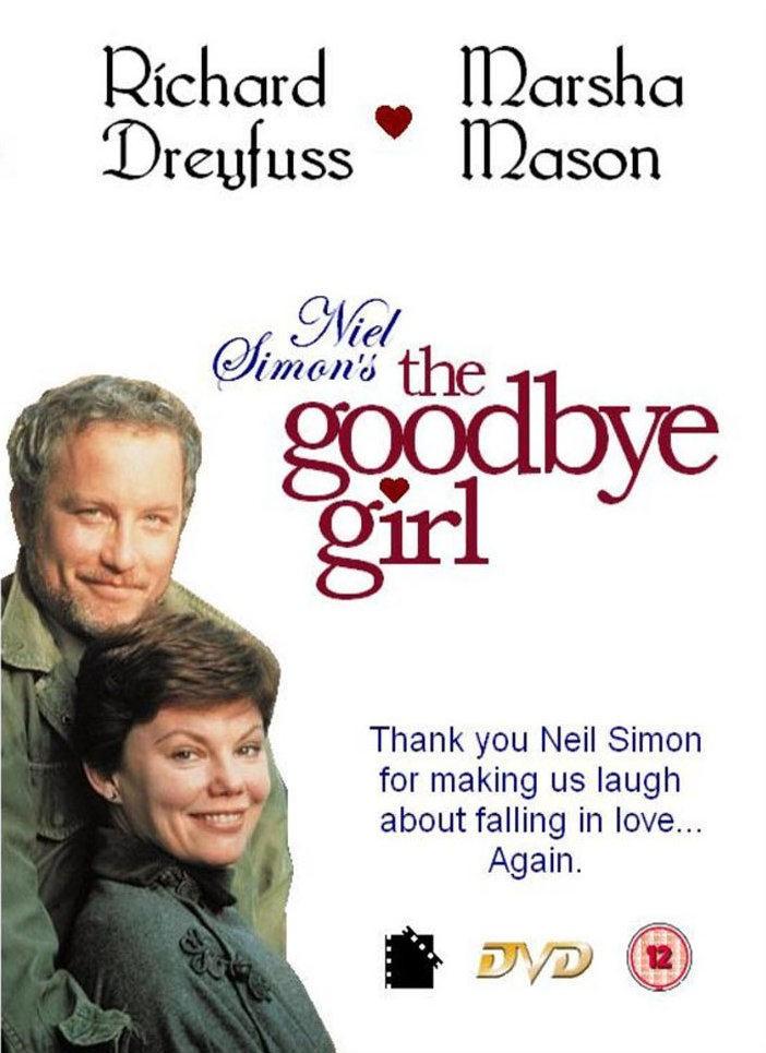 دختر خداحافظي (ريچارد دريفوس، مارشا ميسون)