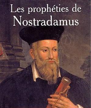 پیشگویی های نستراداموس