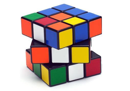 حل مکعب روبیک