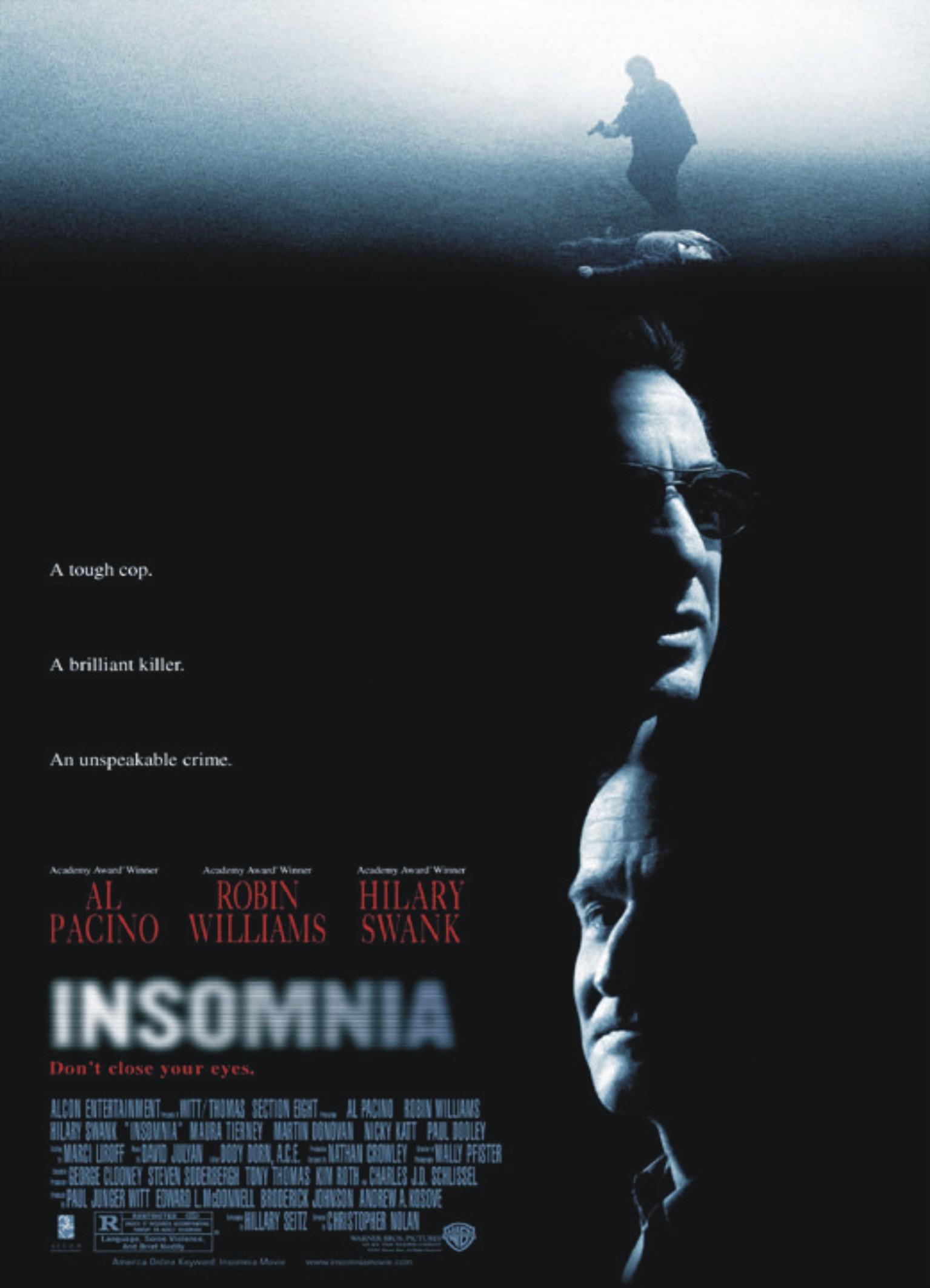 بي خوابي (آل پاچينو و رابين ويليامز)