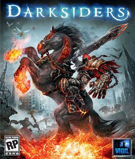 3/184- بازی DarkSiders نیمه تاریکی