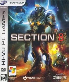 1195- بازی Section 8