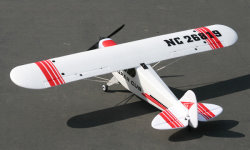 Dynam Piper Cub PA-18