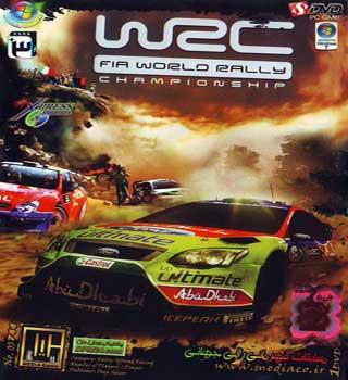 بازی مسابقات قهرمانی رالی جهانی ( اورجینال اصلی ) FIA WORLD RALLY
