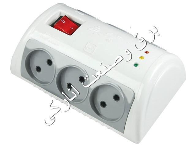 محافظ برق کامپیوتر آنالوگ تیراژه  - مدل فانتزی