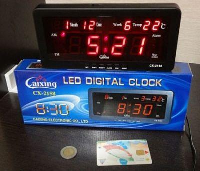 ساعت دیجیتال LED مدل CX-2158