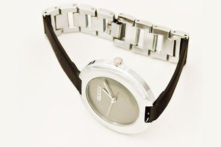 خرید ساعت مچي دخترانه Gucci طرح Olivia اولیویا