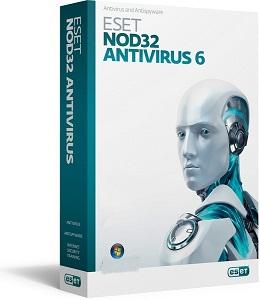 nod32 antivirus 6 اورجینال 5 کاربره و تک کاربره