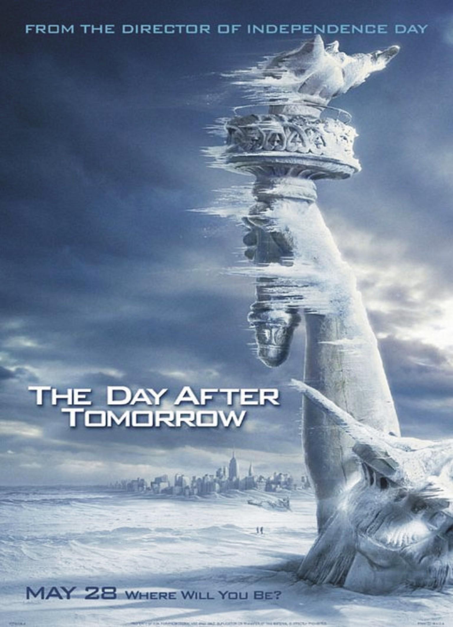 روز پس فردا (جك گلين هال و دنيس كويد)