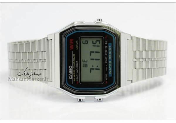 خرید ساعت کاسیو مدل CASIO 593 اصل و ارزان