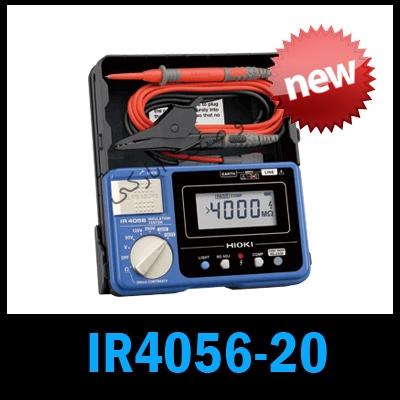 تستر عایق  INSULATION TESTER IR4056-20