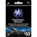 PSN Card 50$