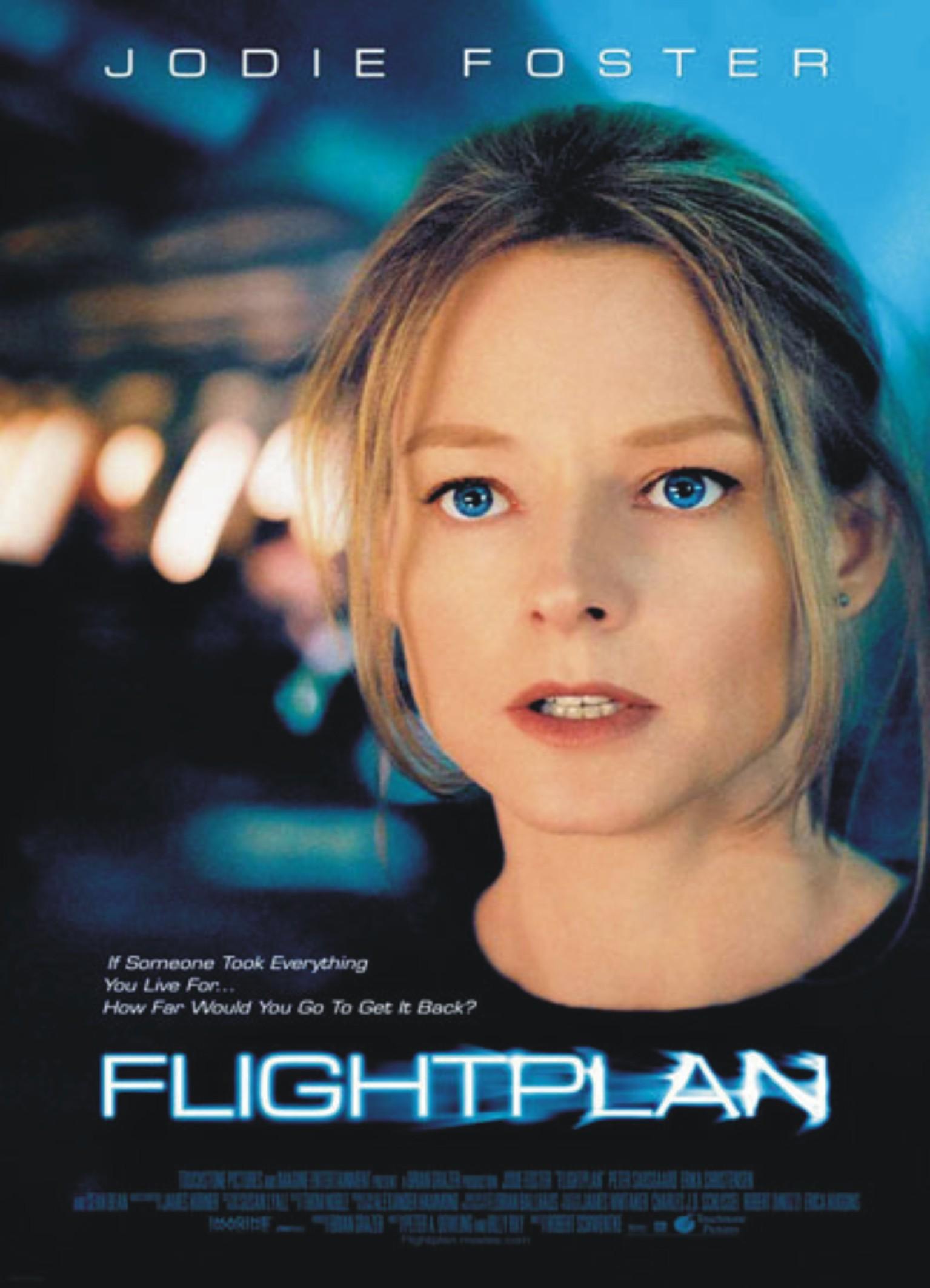 نقشه پرواز (جودی فاستر)