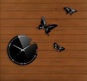 ساعت پرواز نگینی