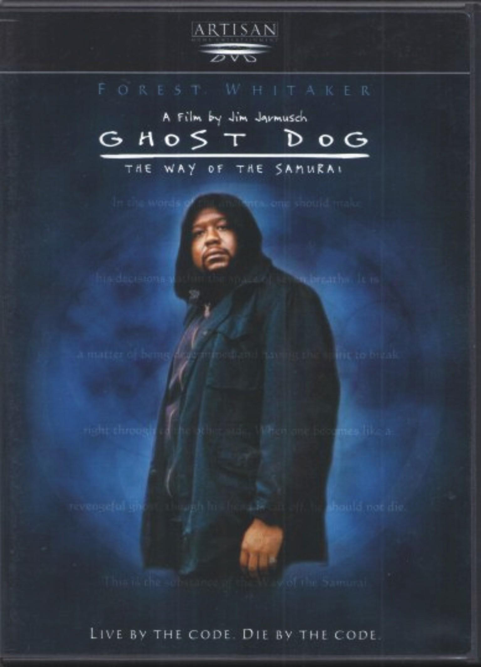 شبح سگ (جان تورمي و فورست ويتاكر)