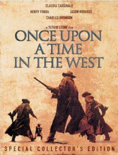 روزي روزگاري در غرب (هنری فوندا و چارلز برانسون)