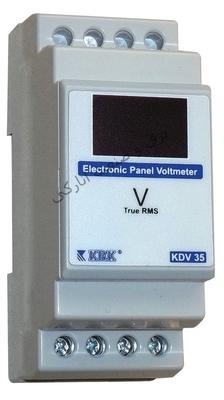 ولت متر ریلی  KDV-R