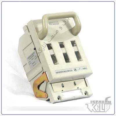 کلیدفیوز160 آمپر اصفهان کلید با مواد عایقیBMC