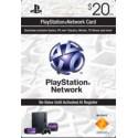 PSN Card 20$