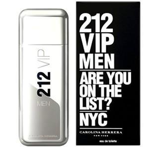 حس مردانگی بسیار بالا با ادکلن 212