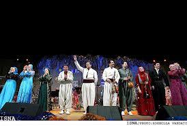 کامکارها در فستیوال کردستان