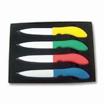 فروش عمده ست چاقو سرامیکی های داس